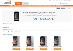 How Much Can I Sell My iPhone 6 For? – Gadget Gone