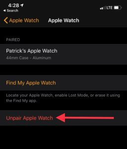 how to reset apple watch   GadgetGone