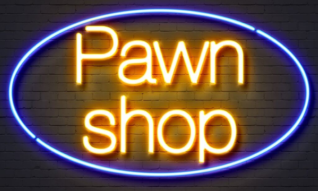 where to sell an iphone near me - pawn shop