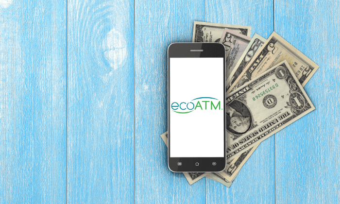 Get cash for your old phone with ecoATM