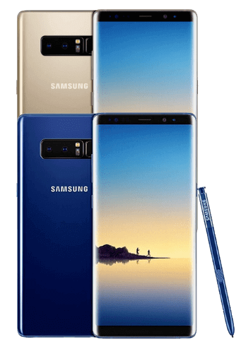 Sell Galaxy Note 8 to GadgetGone