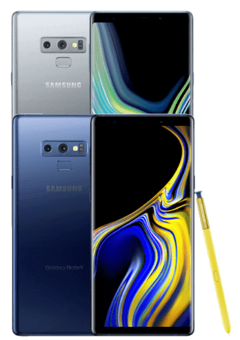 Sell Galaxy Note 9 to GadgetGone