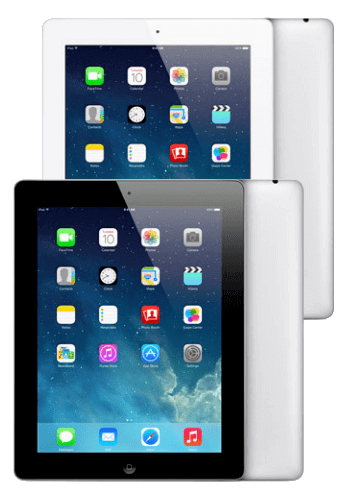 Sell iPad 4 to GadgetGone