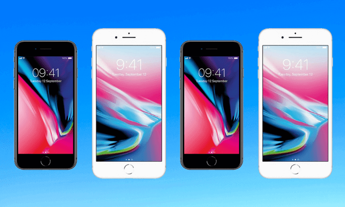 How much is an iPhone 8 worth?