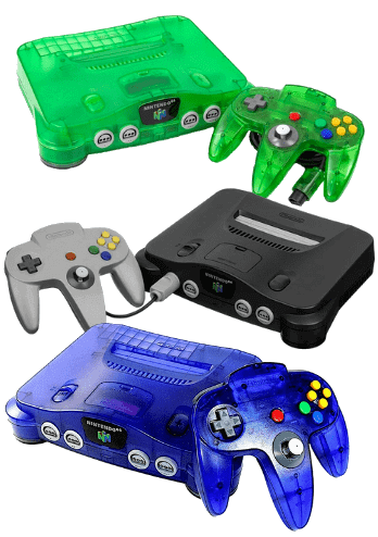 Sell my N64 for cash to GadgetGone