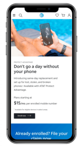 Best Cell Phone Insurance Providers - AT&T