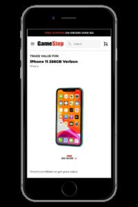 GameStop iPhone 11 trade in value